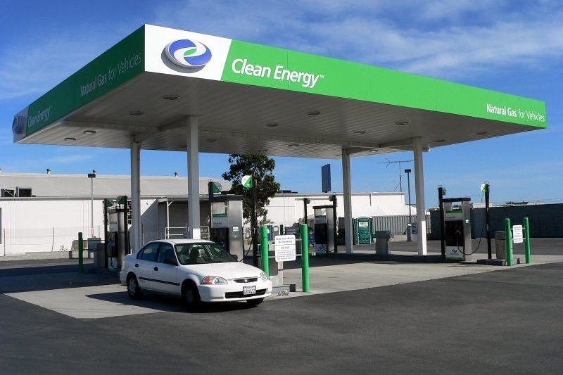 Clean Energy Station