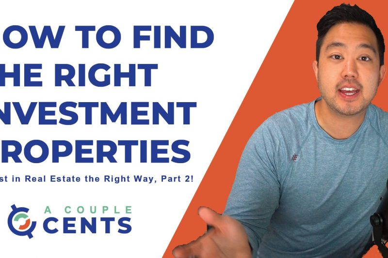 How To Find The Right Investment Property Part 2